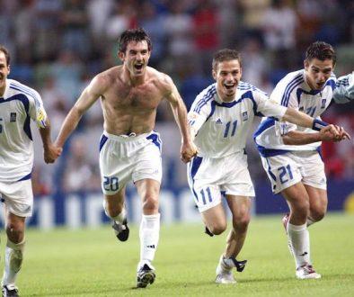 Ελλάδα - Γαλλία 2004