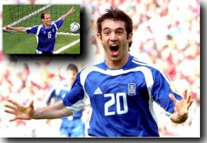 Ελλάδα - Πορτογαλία 2-1 1