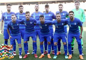 Η Εθνική Ελλάδας στο φιλικό με τη Σαουδική Αραβία