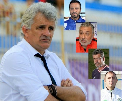 Προπονητές Γ' Εθνική
