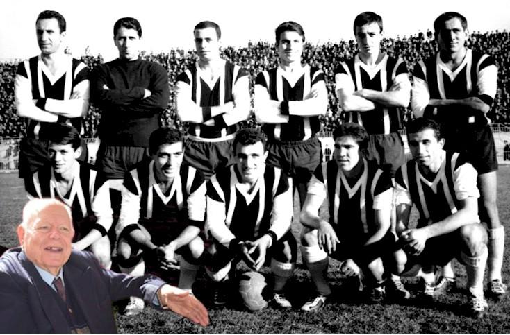Παναγιάλειος - Ολυμπιακός 1963