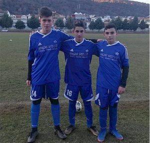 Βαγγέλης Τσακλίδης, Γιάννης Ρατς και Πασχάλης Αποστολίδης