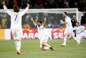 Ελλάδα - Νιγηρία 2010